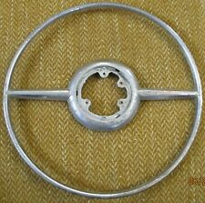 Vintage 1946 1947 1948 Ford Steering Wheel Horn Ring 21A3625A