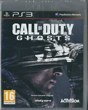 Playstation 3 Call of Duty Ghosts (French Edition) NEW plays English