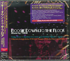 THEM-BOOGIE DOWN TO THE FLOOR MIXED BY THEM-JAPAN CD F30