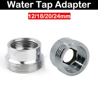 Faucet Metal Adaptor Inside Thread Water Saving Kitchen Tap Aerator Connector