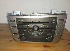 Mazda 6 Stereo 6 Disc CD Changer, MP3 ,Radio Player Unit GS1F669RXA