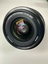 Minolta AF zoom 24/50mm lens, for Minolta/Sony A