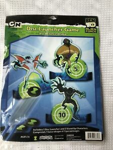 Ben 10 Party Favor Disc Launcher Game