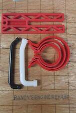Shop Tech KIT Piston Stop & Ring Compressor Tool Kit Stihl Husqvarna Homelite