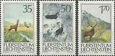 Timbres Animaux Liechtenstein 848/50 ** lot 18730