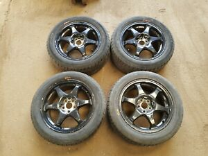 TOYOTA CELICA ST205 GT4 94-99 2.0 3SGTE 16 INCH ALLOY WHEELS SET