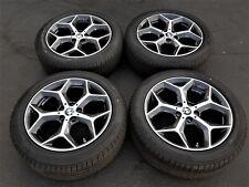 "New 18"" BMW X1 F48 factory Y-Spoke 569 OEM wheels rims run-flat tires TPMS 19 b"