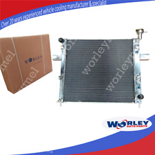 For JEEP GRAND radiator CHEROKEE WJ & WG 4.7L V8 1999-2005 Aluminum