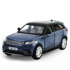 SUV Off-road Model Car 1:32 Scale Diecast Gift Toy Vehicle Blue Kids Collection