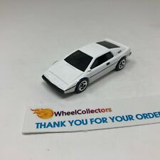 Lotus Esprit S1 * White * Hot Wheels LOOSE * F1108