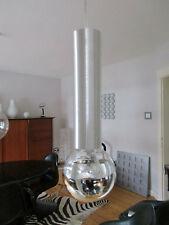 MIDCENTURY Stabpendellampe-Metall-60/70's Design-STAFF