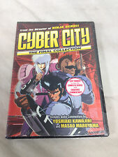 Cyber City ~ The Final Collection ~ New Factory Sealed DVD FAST SHIP