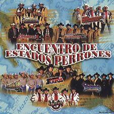 Guerra de Estados Perrones by Various Artists (CD, Nov-2001, 2 Discs, Fonovisa)