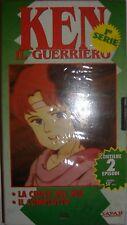VHS - HOBBY & WORK/ KEN IL GUERRIERO - VOLUME 30 - EPISODI 2
