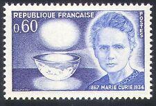 Francia 1967 cáncer/Marie Curie/médico/salud/ciencia/personas 1v n28764