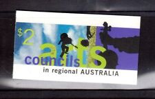 AUSTRALIA 1996 Arts Councils booklet MUH