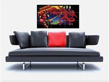 "SUPER METROID BORDERLESS MOSAIC TILE WALL POSTER 35"" x 25"" SNES RETRO 3"