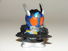 SD Kamen Rider Den-O Rod Form Figure from Den-O Set! Masked Ultraman