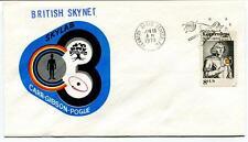 1974 SKYLAB British Skynet Carr Gibson Pogue Kennedy Space Center NASA Shuttle