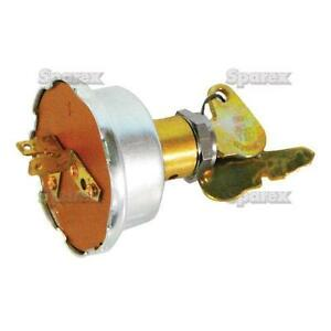 Ignition Switch for Massey-Ferguson Tractor 135 150 165 175 180 255 265 285 1085