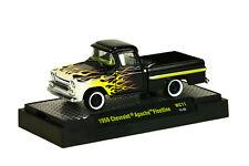 M2 Machines Wild Cards Release 11 1:64 1959 Chevrolet Apache Fleetline 15-58