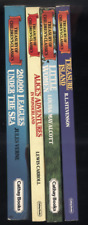 Four 1980's Treasury of Children's Classic Paperback Books Cathay Books