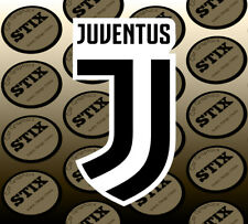 Juventus Logo Color Die Cut Vinyl Sticker Car Window Hood Bumper Decal