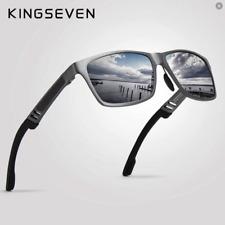 KINGSEVEN Men Polarized Sunglasses Aluminum Magnesium Sun Glasses Driving 7180