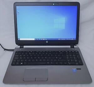 HP ProBook 450 G2 Core i5-5200@2.20GHz 4GB RAM 500GB HDD Windows 10 Pro