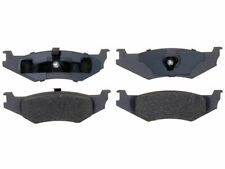 For 1994 Chrysler LHS Brake Pad Set Rear AC Delco 14619TH
