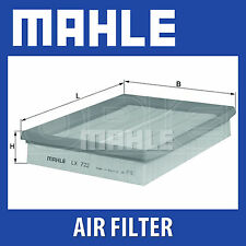 Mahle Air Filter LX722 - Fits Vauxhall - Genuine Part