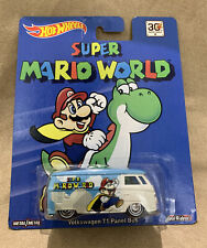 Hot Wheels Pop Culture Super Mario World Volkswagen T1 Panel Bus! 🔥