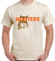 Hooters T-Shirt Mens Funny Stag Do Hen Doo Unisex Owl Bachelor Top