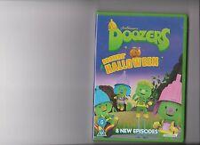 JIM HENSON DOOZERS HALLOWEEN DVD KIDS 8 EPISODES