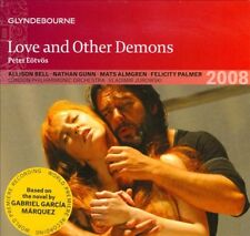 eter Eötvös - Eotovs: Love And Other Demons [CD]