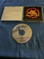 The Clash - Revolution Rock One Hour Radio Special CD Like New