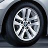 4 Orig BMW Winterräder Styling 156 205/55 R16 91H 3er E90 E91 E93 70dB NEU 19B70