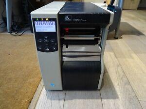 ZEBRA 140Xi4 THERMAL PRINTER - P/N 140-80E-00003 -S/N 15J133701049  £995 + VAT