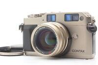 [Near MINT] Contax G1 Rangefinder Film Camera Planar 45mm f/2 G Lens From Japan