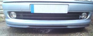 Pour Peugeot 106 Lèvre Lame Inférieure Spoiler Pare-Choc Avant Noir 1996-2004