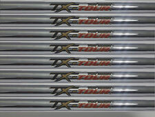 NEW True Temper TX Tour Light STIFF Iron Shafts 8 .355 Taper 3-PW Low Flight HKP
