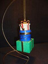 Lenox Porcelain Ornament - Stack of Presents