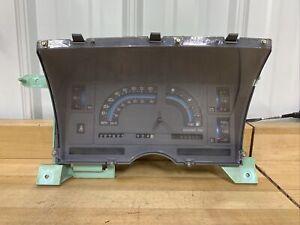 1986-1989 Chevy S/10 AUTO Blazer GMC Sonoma Jimmy Speedometer Instrument Cluster