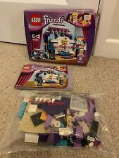 Lego friends 41004 Stephanie rehearsal stage 6-12 years complete