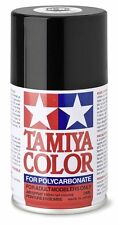 Tamiya PS-5 Black Polycarbonate Spray Paint Mid-America Raceway
