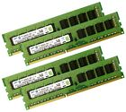 4x 8GB 32GB DDR3 ECC UDIMM RAM PC3-12800E 1600 MHz ProLiant XL220a Gen8 v1 + v2