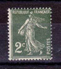 France année 1932-1937 Type Semeuse fond plein N° 278* réf 1223