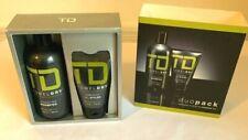 Towel Dry Medium Hair Hydrating Shampoo & Gel  Styler Duo Pack Set for Men