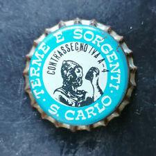 San Carlo Massa tappo acqua minerale water bottle cap chapa agua Kronkorken