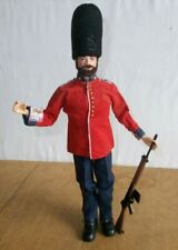 vintage PALITOY ACTION MAN vam - GRENADIER GUARDS late issue outfit - 80s